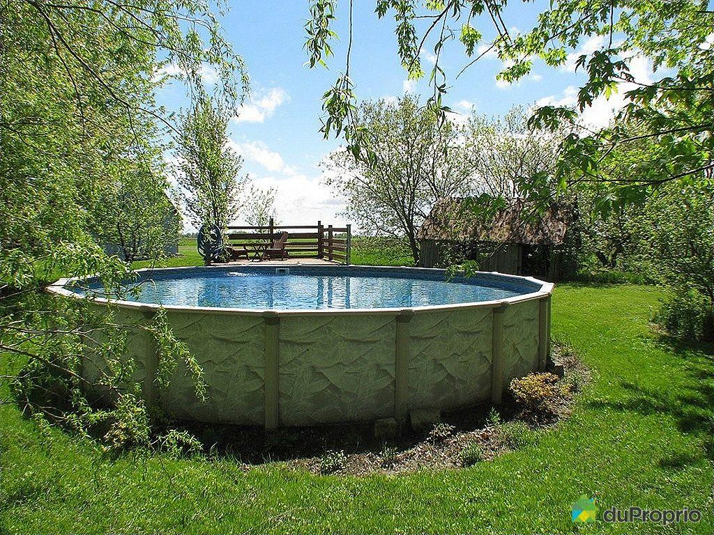 Maison vendu st paul de l 39 ile aux noix immobilier qu bec for Saint paul piscine