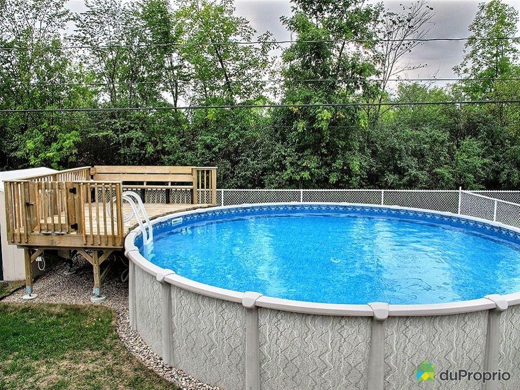 Maison vendu aylmer immobilier qu bec duproprio 360322 for Balayeuse de piscine hors terre