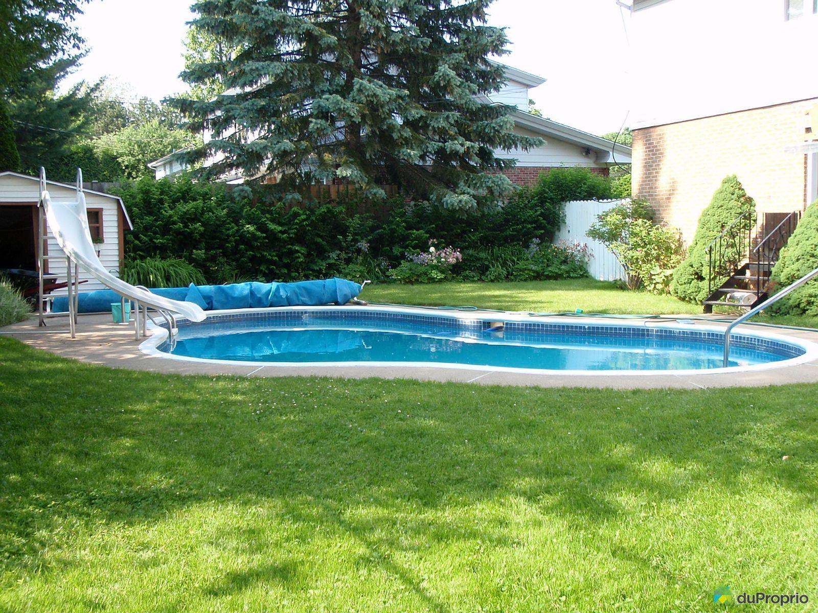 Maison vendre montr al 44 chemin highridge immobilier for Cout piscine creusee
