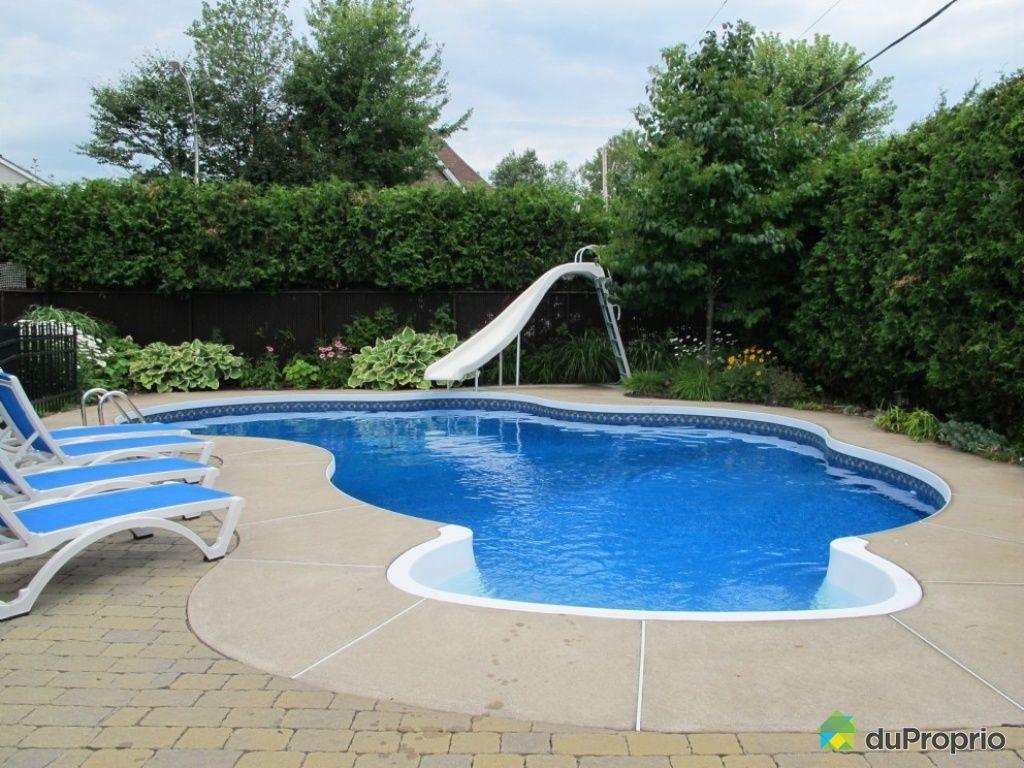Maison vendu blainville immobilier qu bec duproprio for Chauffage piscine quebec