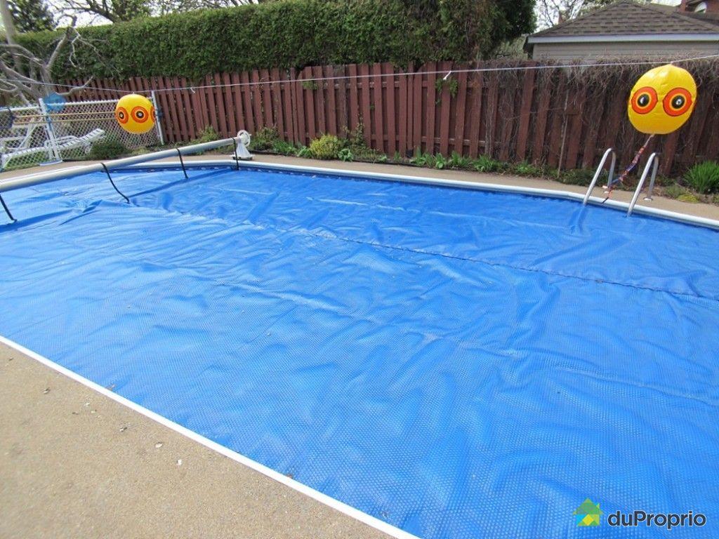 Maison vendu boucherville immobilier qu bec duproprio 517770 - Cout piscine creusee ...