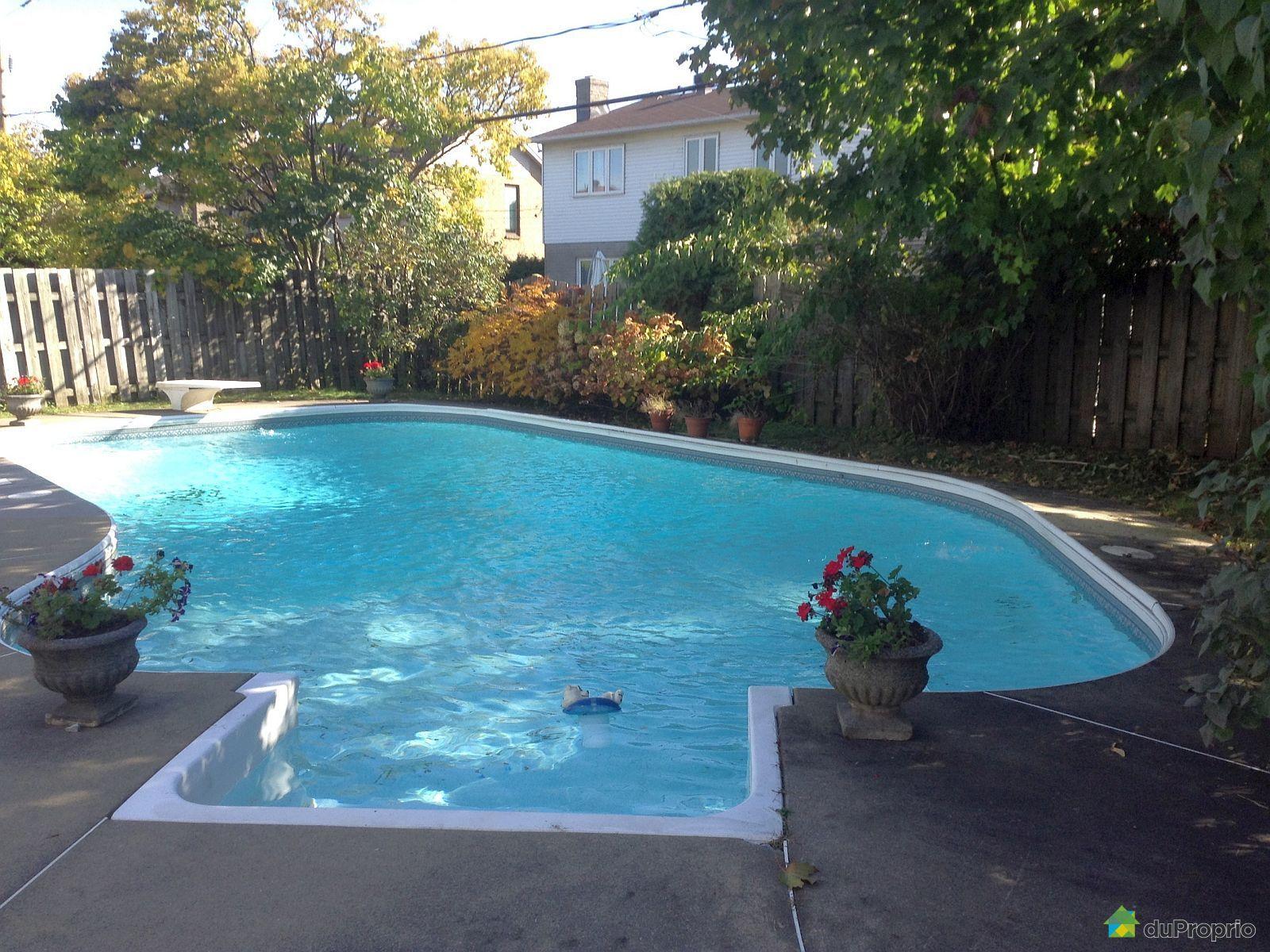 Maison vendre brossard 8680 boulevard rivard for Brossard piscine