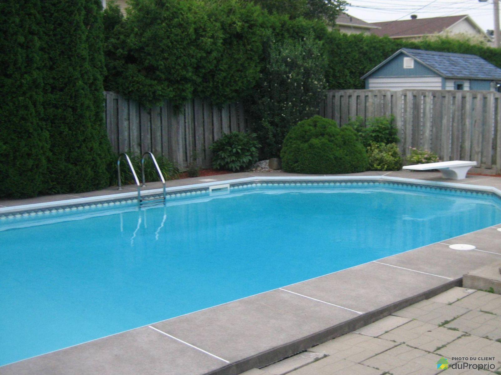 Maison vendre brossard 795 rue sydney immobilier for Brossard piscine