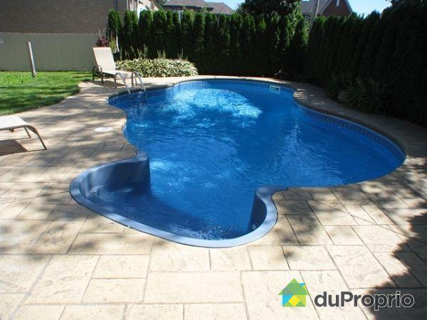 Maison vendu brossard immobilier qu bec duproprio 143706 for Brossard piscine