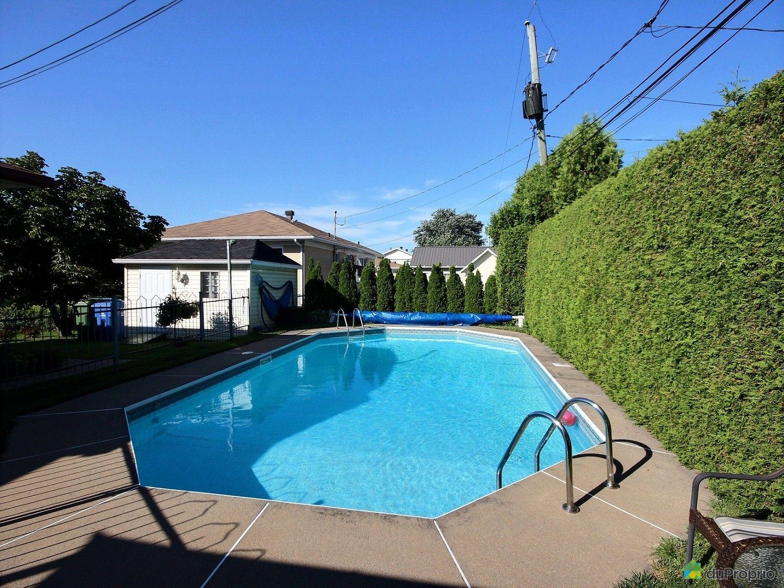 Maison vendu charlesbourg immobilier qu bec duproprio for Arpidrome charlesbourg piscine