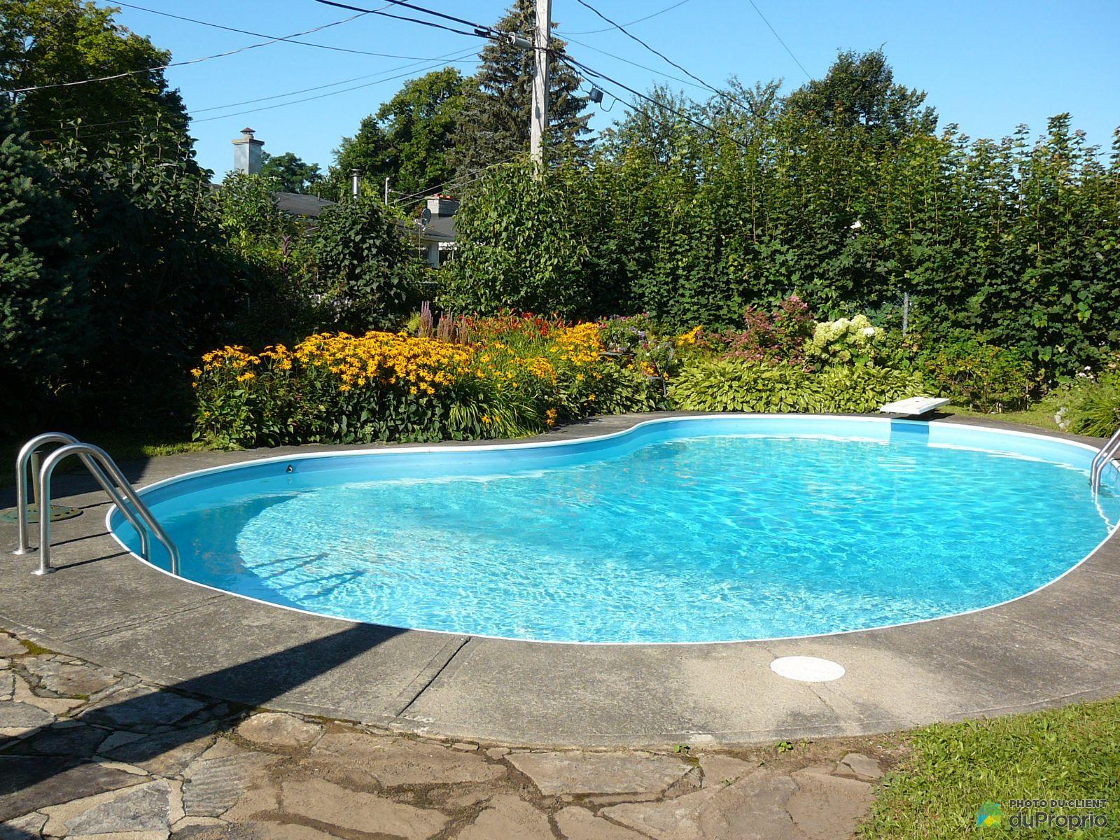 Maison vendre charlesbourg 6865 5e avenue est for Arpidrome charlesbourg piscine