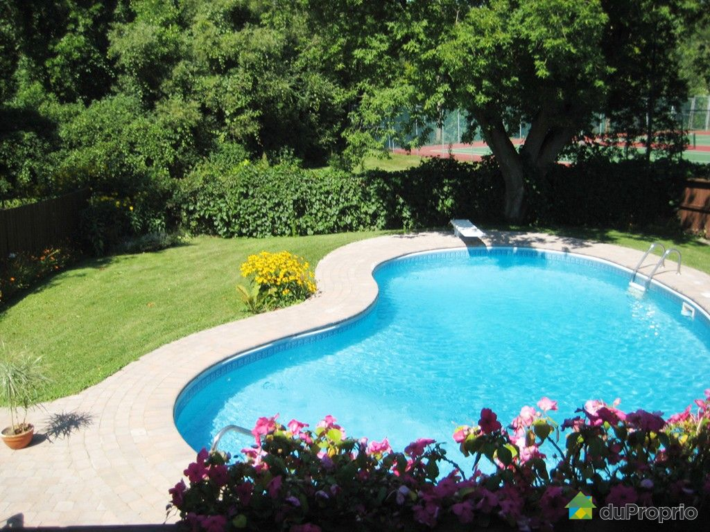 Maison vendu chateauguay immobilier qu bec duproprio for Club piscine chateauguay