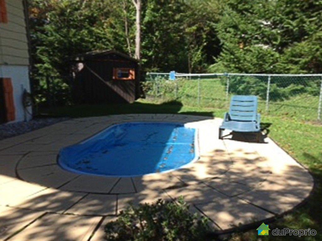 Maison vendre lac beauport 45 chemin des cr tes immobilier qu bec duproprio 474580 for Prix piscine complete
