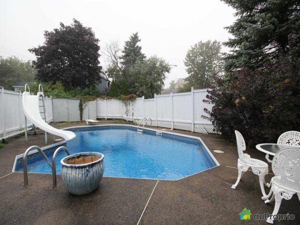 Maison vendu l 39 ancienne lorette immobilier qu bec for Ancienne lorette piscine