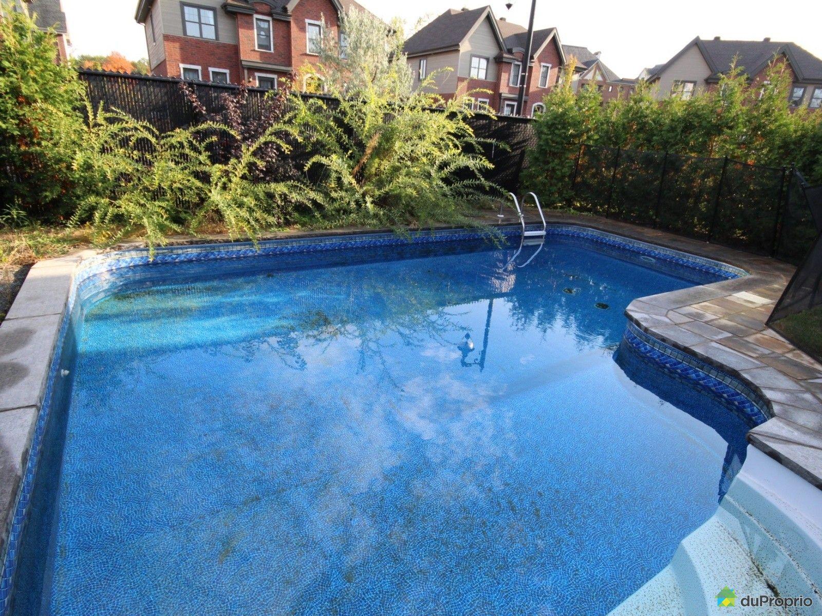 Maison vendre longueuil 1810 rue des cassandres for Aspirateur piscine trevi