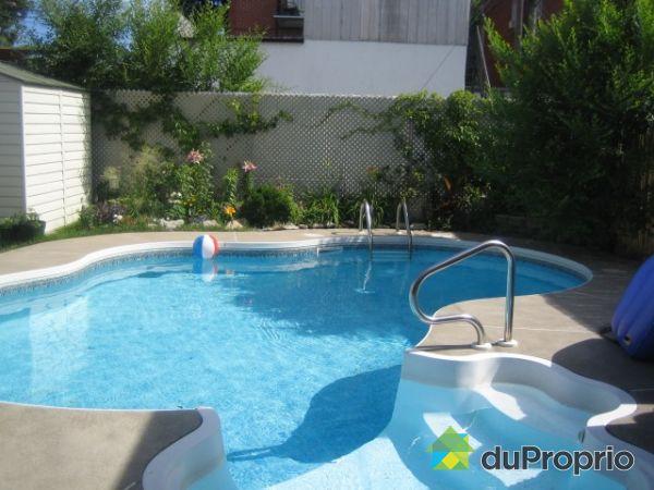 Maison vendu montr al immobilier qu bec duproprio 303966 for Piscine hochelaga