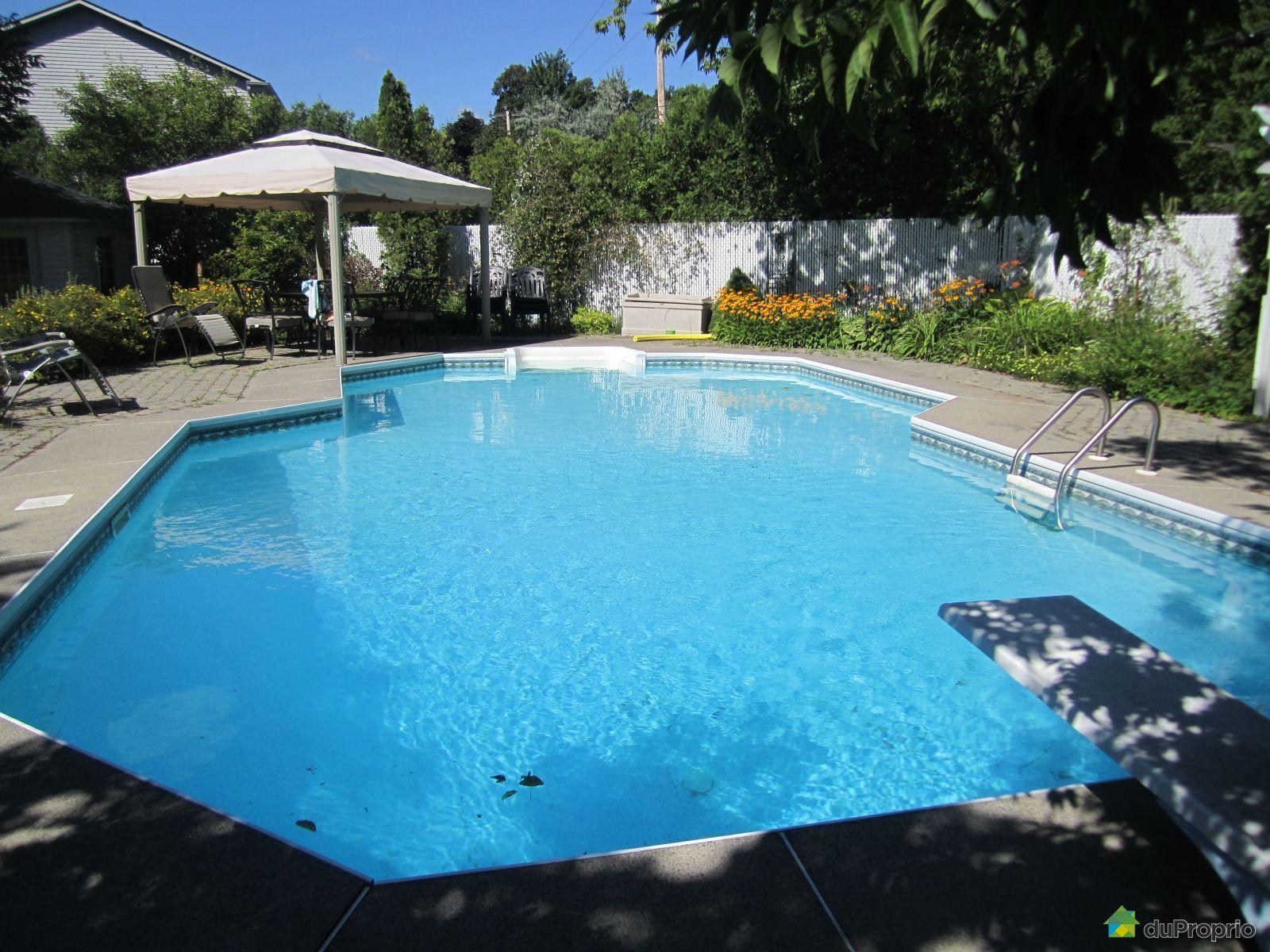Maison vendu montr al immobilier qu bec duproprio 562965 for Club piscine pointe claire