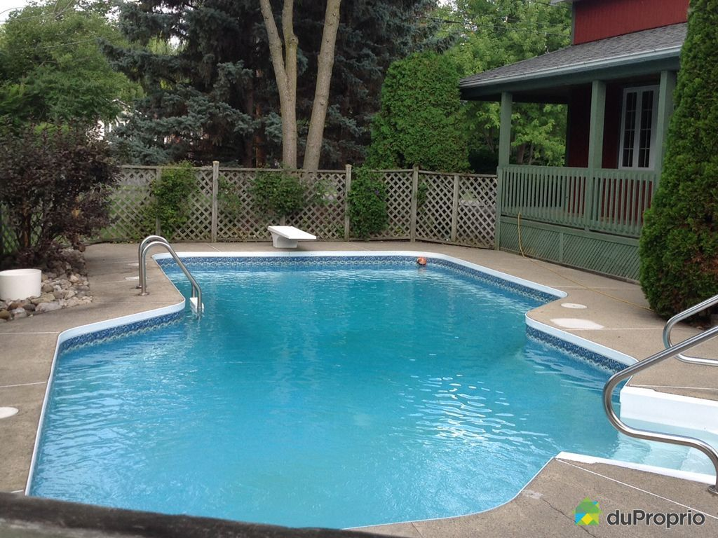 Maison vendu salaberry de valleyfield immobilier qu bec for Club piscine salaberry de valleyfield
