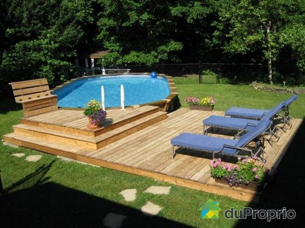 best piscine semi creuse contemporary joshkrajcikus With superb combien coute une piscine semi creusee 7 prix piscine creuse combien coute piscine creuse piscine