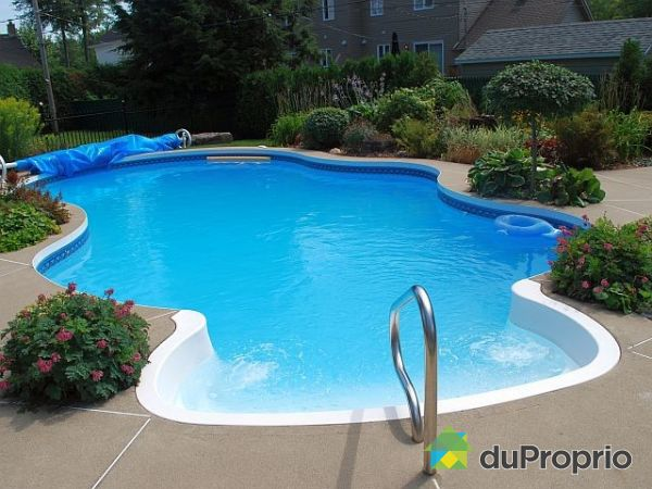 Maison vendu sorel tracy immobilier qu bec duproprio for Acheter piscine creusee