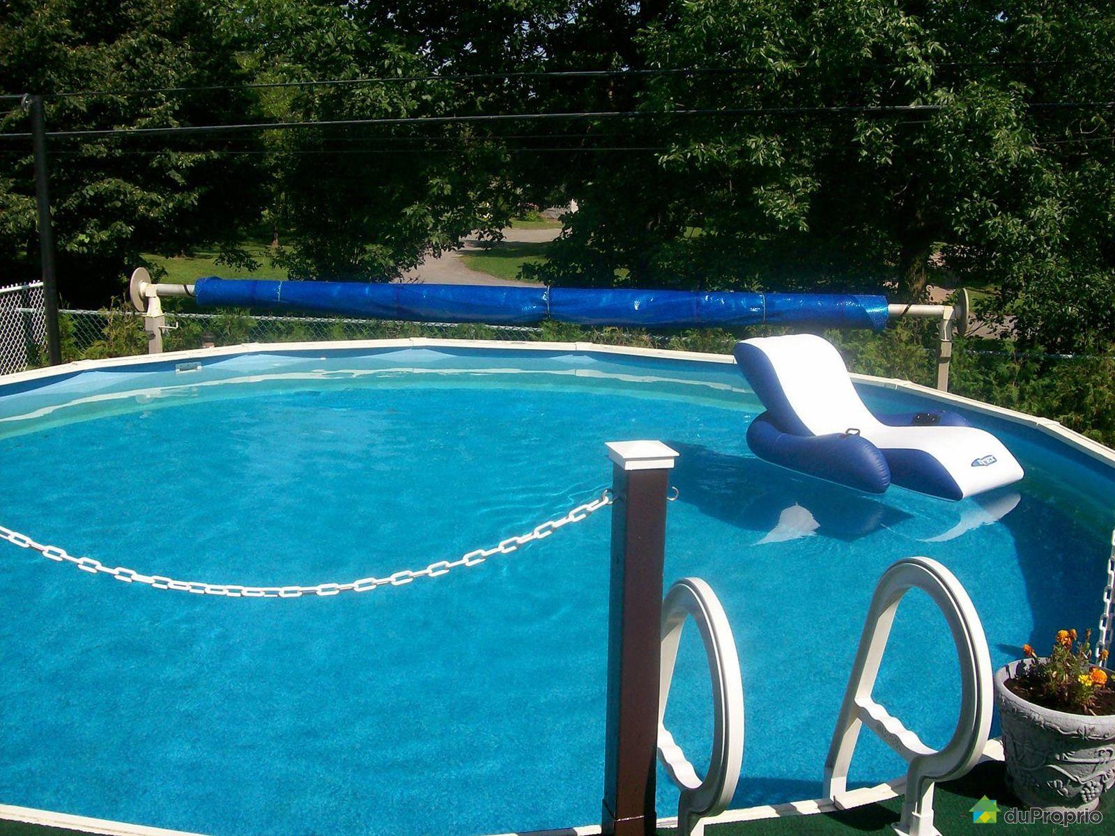 Maison vendu st constant immobilier qu bec duproprio for Balayeuse de piscine