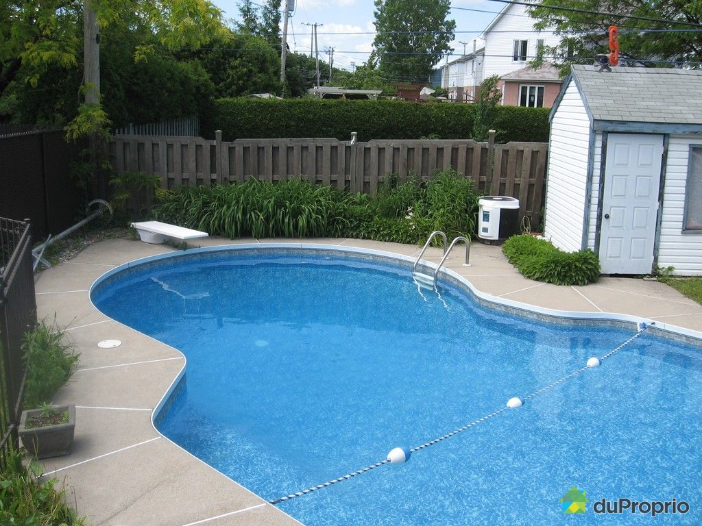 Longueuil st hubert vendre duproprio for Club piscine rive sud montreal