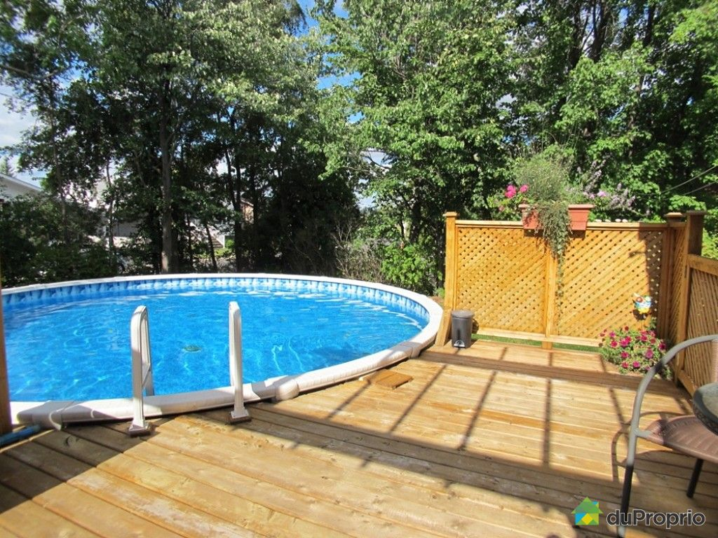 Maison vendu st hubert immobilier qu bec duproprio 497471 for Balayeuse piscine