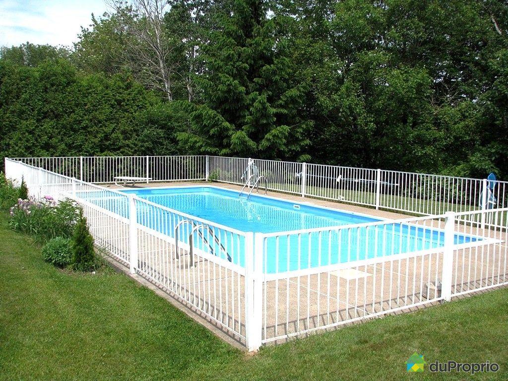 Maison vendu ste genevieve de batiscan immobilier qu bec for Chauffage piscine quebec
