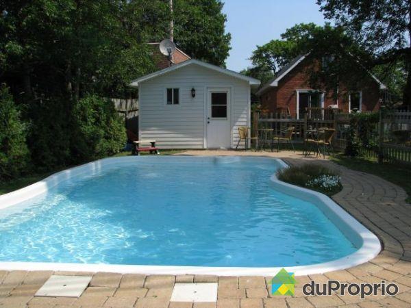 Maison vendu montr al immobilier qu bec duproprio 269443 - Piscine interieure verdun montreal toulouse ...