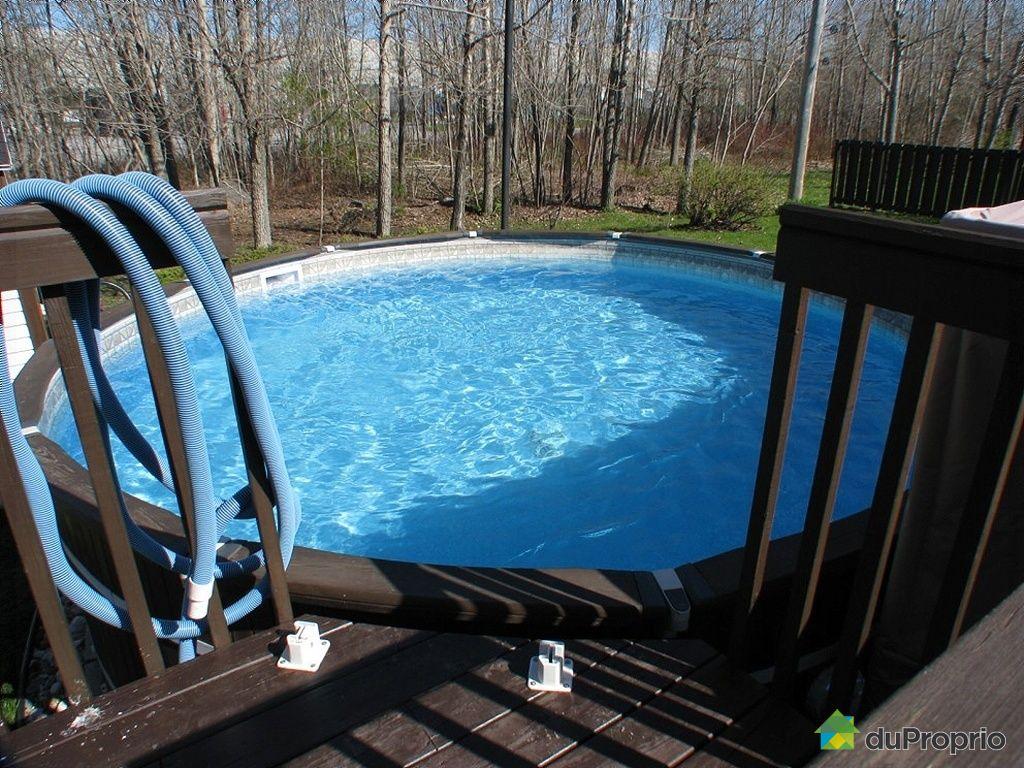 Maison vendu drummondville immobilier qu bec duproprio for Chauffage piscine quebec