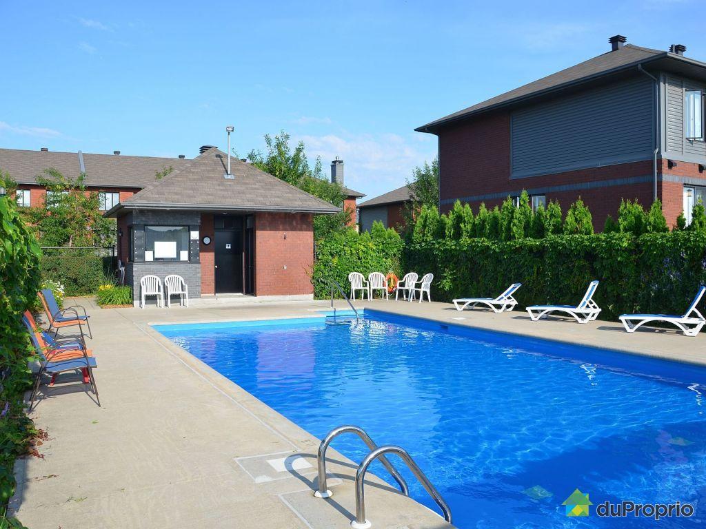 Maison vendu montr al immobilier qu bec duproprio 571921 for Chauffage piscine quebec
