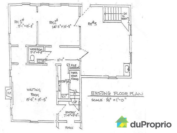 Immeuble commercial sold in lac brome duproprio 241787 Commercial building plans for sale