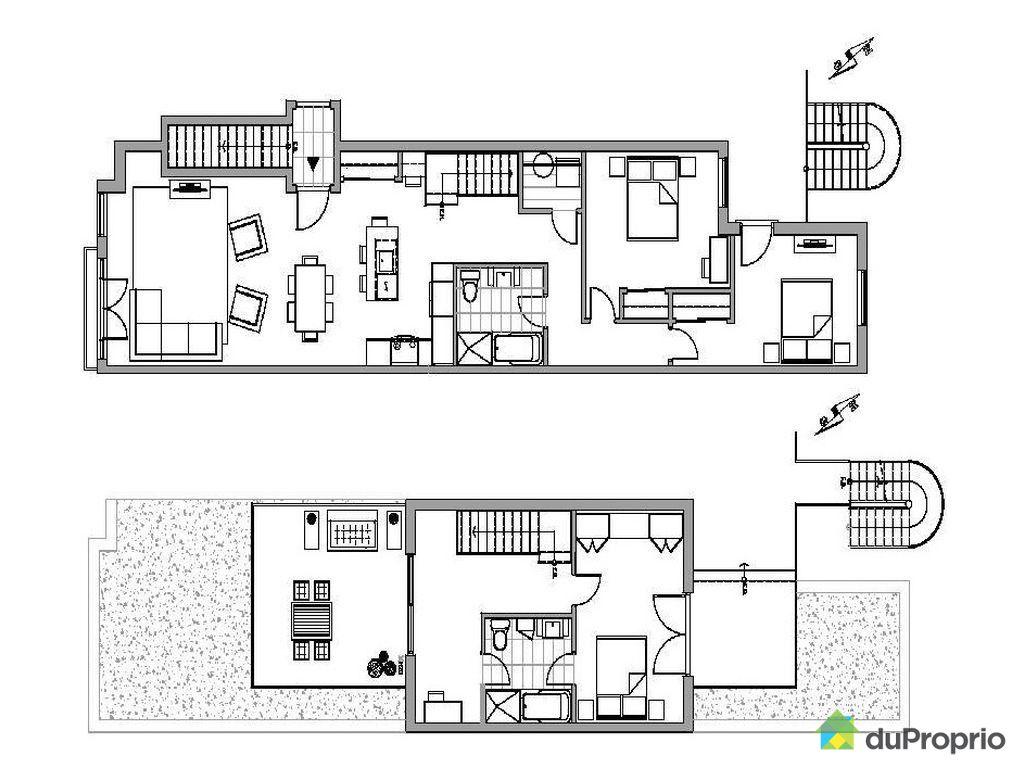 Constructeur maison neuve joliette for Maison neuve plan