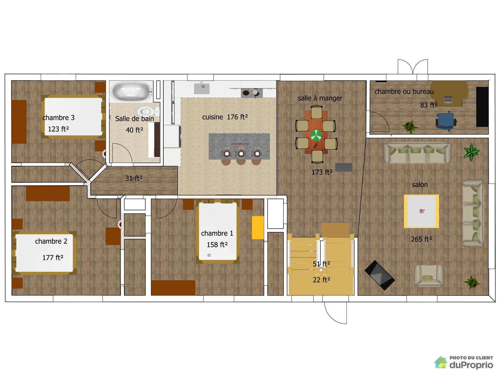 Maison Vendu Shefford Immobilier Qu Bec Duproprio 598689