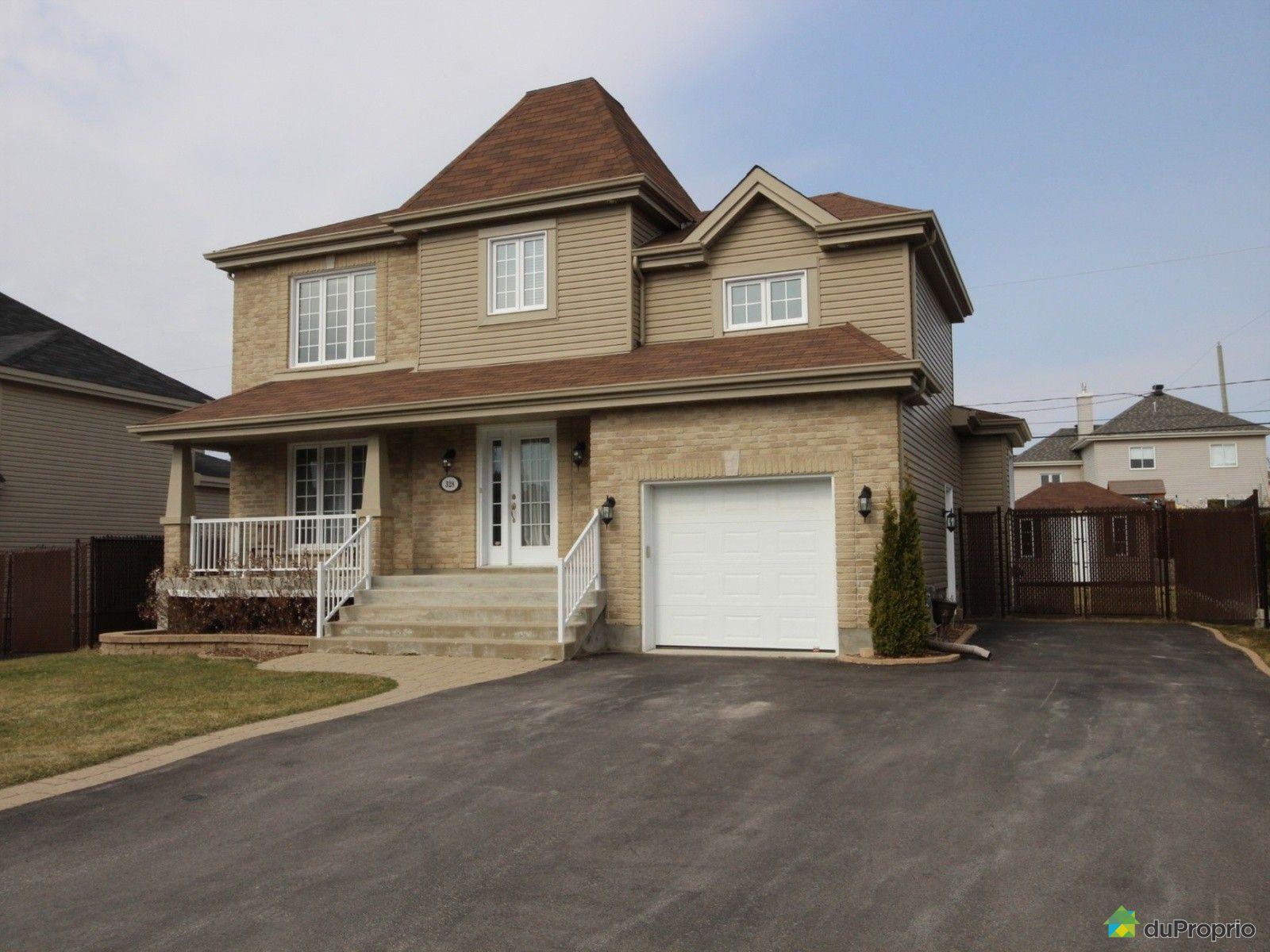 Maison vendre terrebonne 328 rue de plaisance - Plan de maison quebec ...
