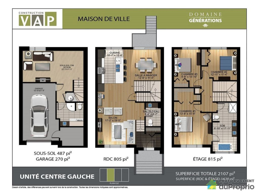 Plan maison de ville best plan maison de ville with plan for Plan maison de ville