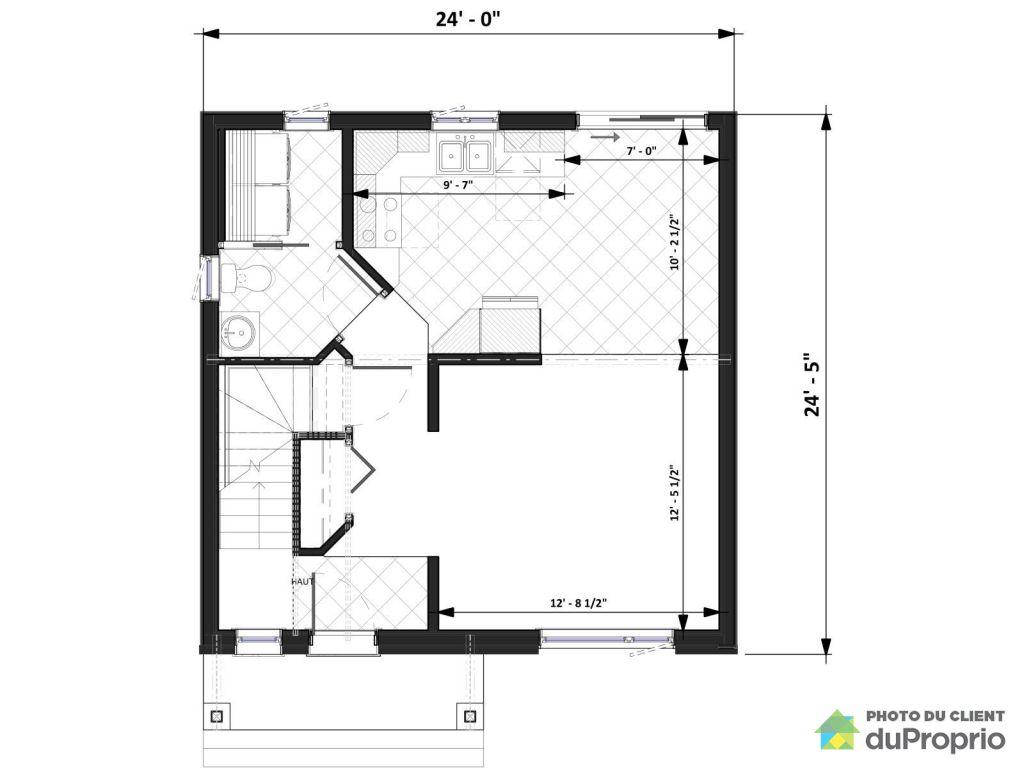 Plan de maison neuve maison maison neuve magnolia with for Maison neuve plan