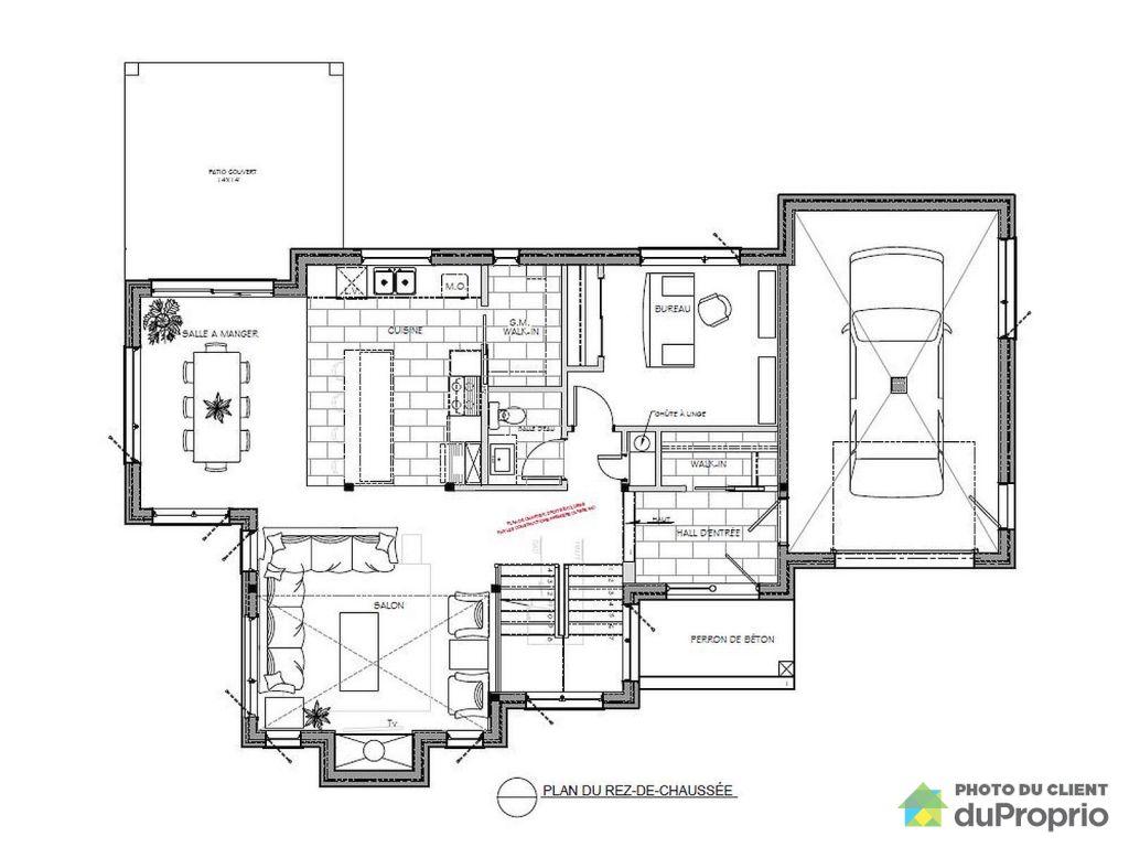maisons neuves beauport maison moderne. Black Bedroom Furniture Sets. Home Design Ideas