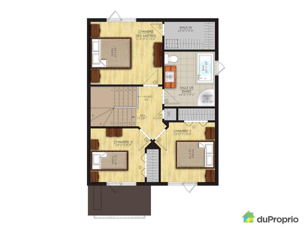 Plan de maison neuve interesting with plan de maison for Plan de maison neuve