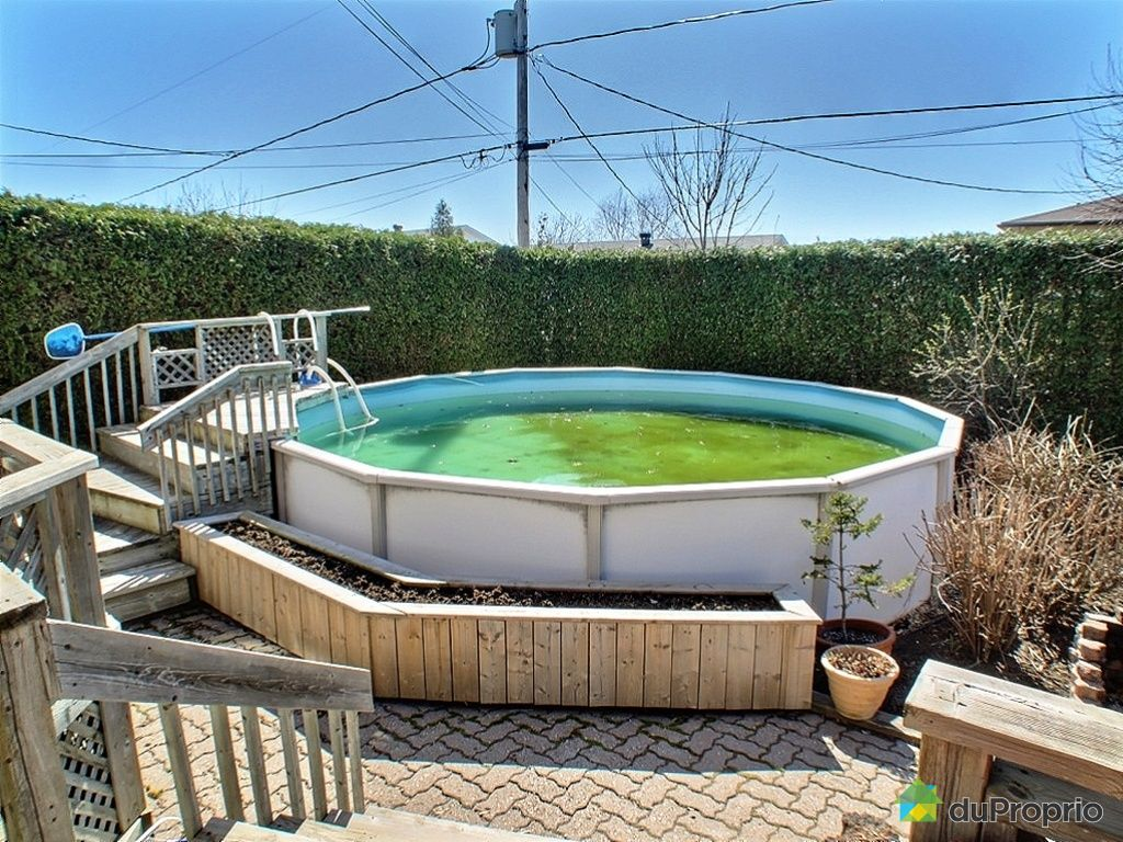 House sold in aylmer duproprio 323812 for Piscine orsole