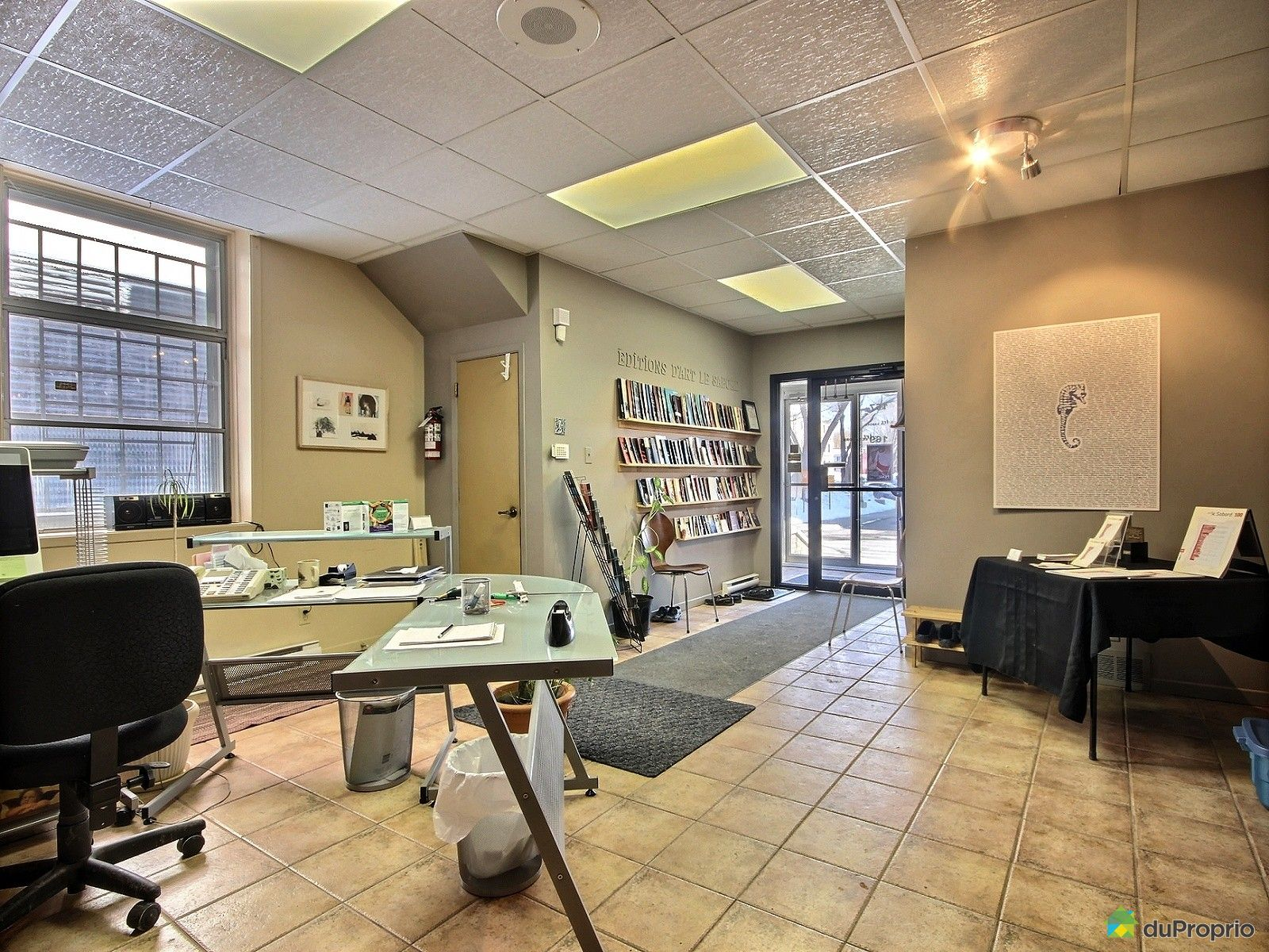 Bureau pour professionnel vendre trois rivi res 167 169 - Bureau pour professionnel ...