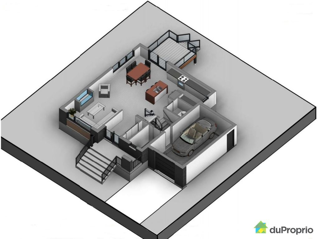 pin rez de chauss e on pinterest. Black Bedroom Furniture Sets. Home Design Ideas