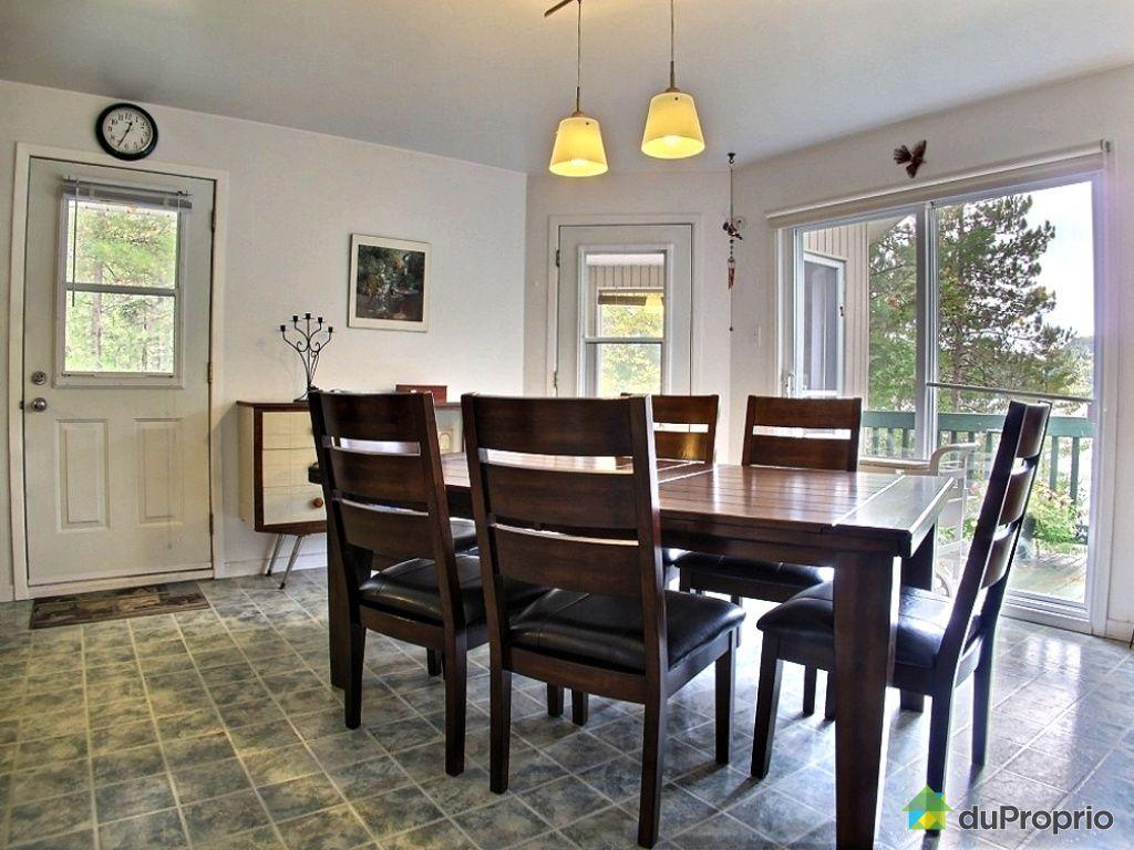 chalet vendre trois rives 1050 chemin de la baie rheault immobilier qu bec duproprio 341783. Black Bedroom Furniture Sets. Home Design Ideas