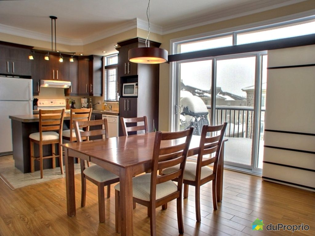 Condo vendu beauport immobilier qu bec duproprio 234397 for Rideau pour porte patio cuisine