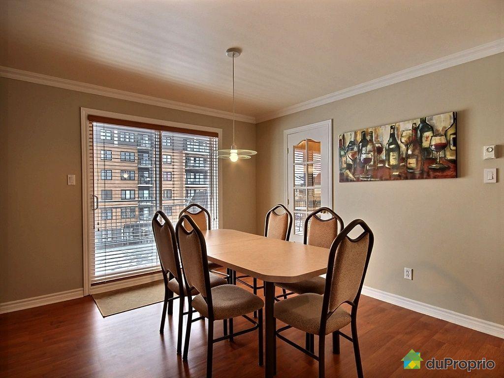 Condo vendu brossard immobilier qu bec duproprio 483980 for Atelier cuisine dix30