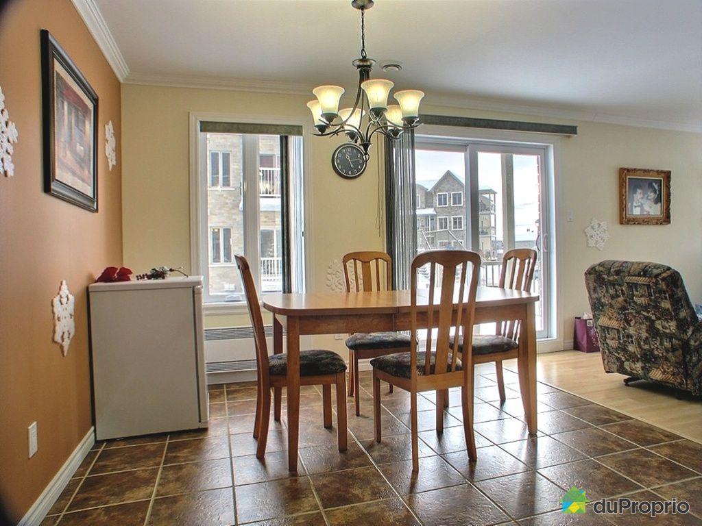 Condo vendre l vis 1227 rue de villemay immobilier for Salle a manger levi