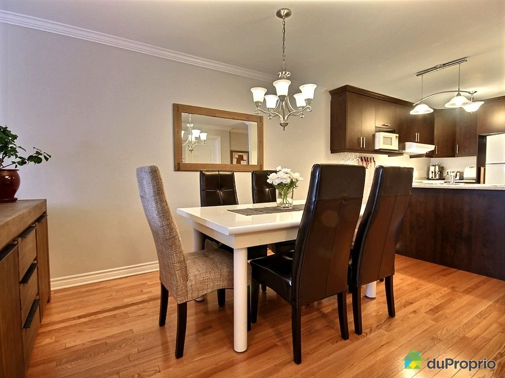 Condo vendu montr al immobilier qu bec duproprio 485556 for Salle a manger montreal