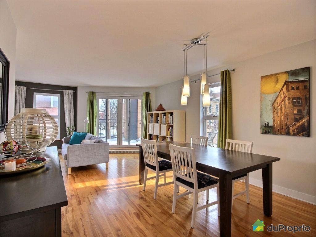 condo vendu montr al immobilier qu bec duproprio 584530. Black Bedroom Furniture Sets. Home Design Ideas