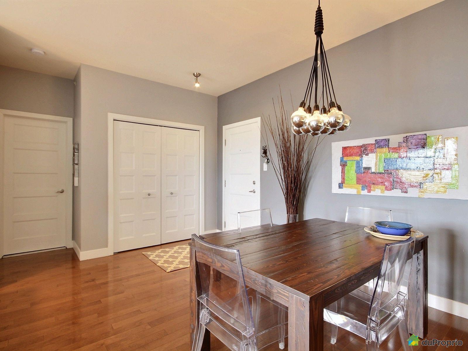 Condo vendre montr al 403 256 rue charlevoix for Salle a manger montreal