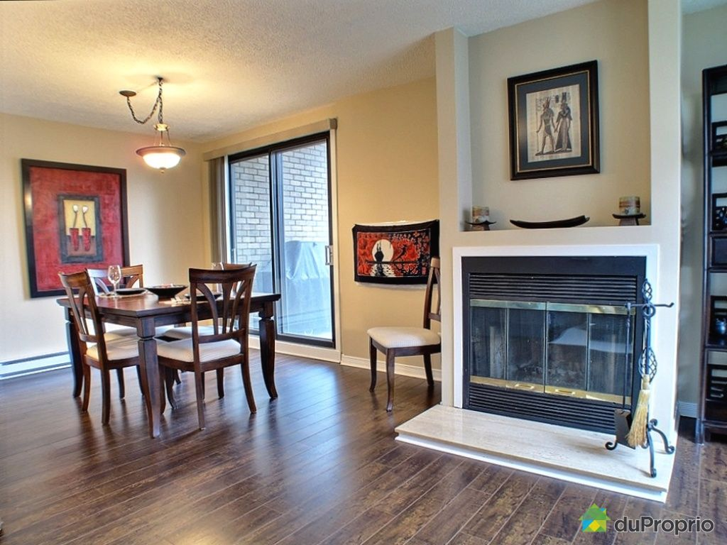 Condo vendu montr al immobilier qu bec duproprio 251525 for Salle a manger montreal