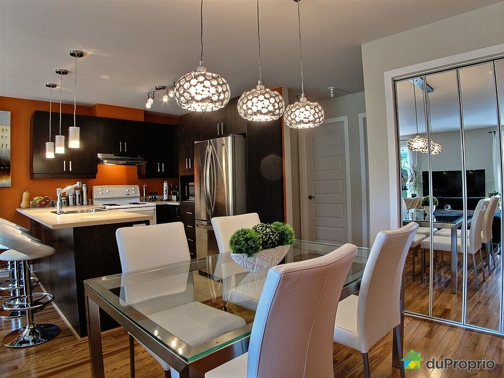 Condo vendu montr al 200 2356 rue mullins immobilier for Salle a manger montreal
