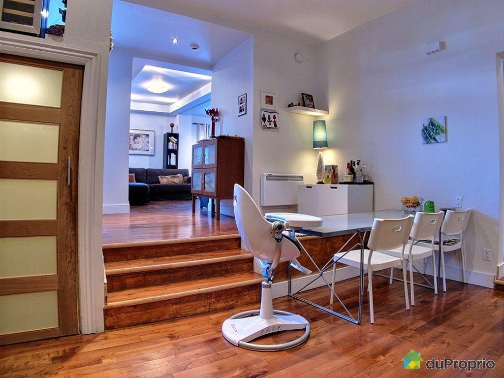 Condo Vendre Montr Al 4591 Avenue Papineau Immobilier