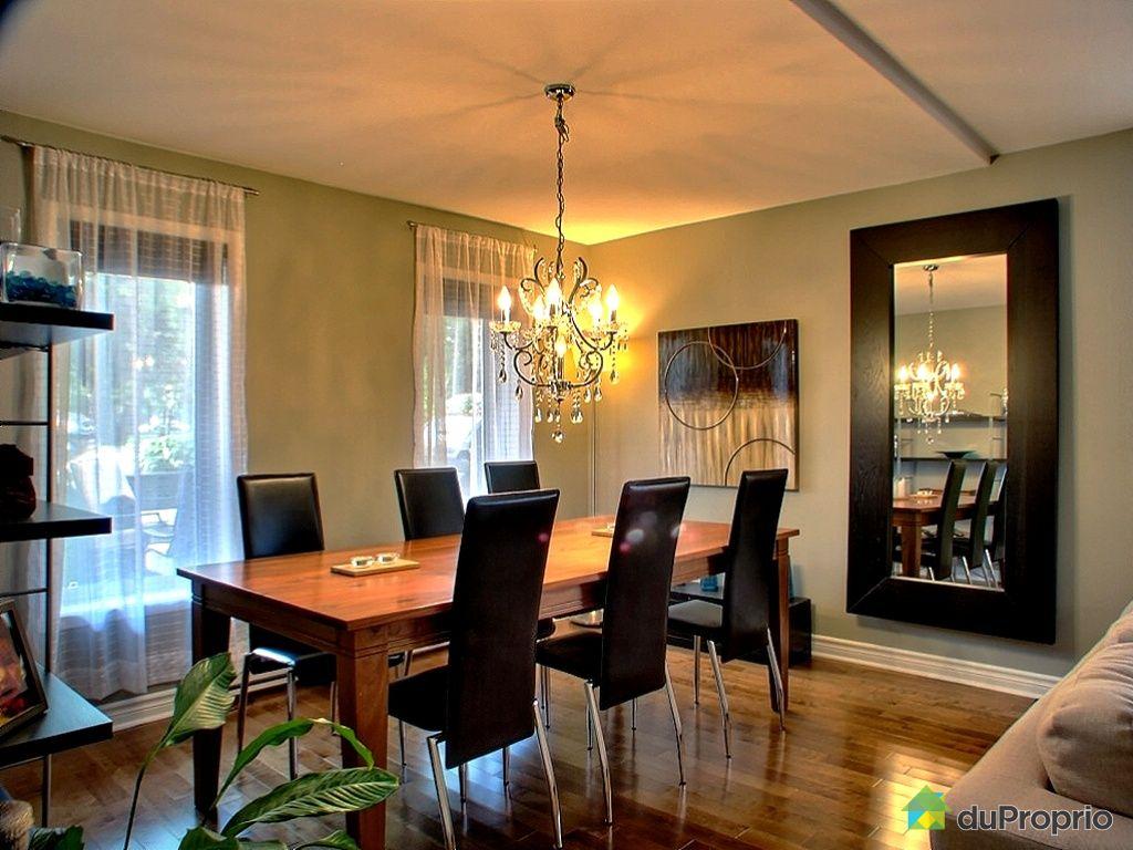 Condo vendu montr al immobilier qu bec duproprio 270871 for Petite salle a manger