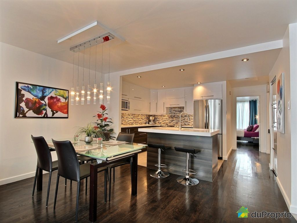 condo vendu montr al immobilier qu bec duproprio 584888. Black Bedroom Furniture Sets. Home Design Ideas