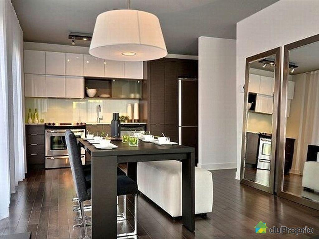 Condo neuf vendu montr al immobilier qu bec duproprio for Conception cuisine quebec